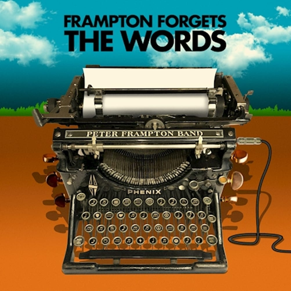 Frampton Forgets The Words, cover