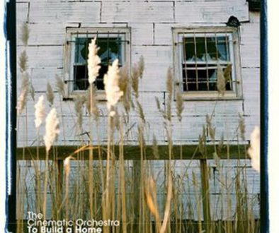 The Cinematic Orchestra, To Build A Home, single, cover