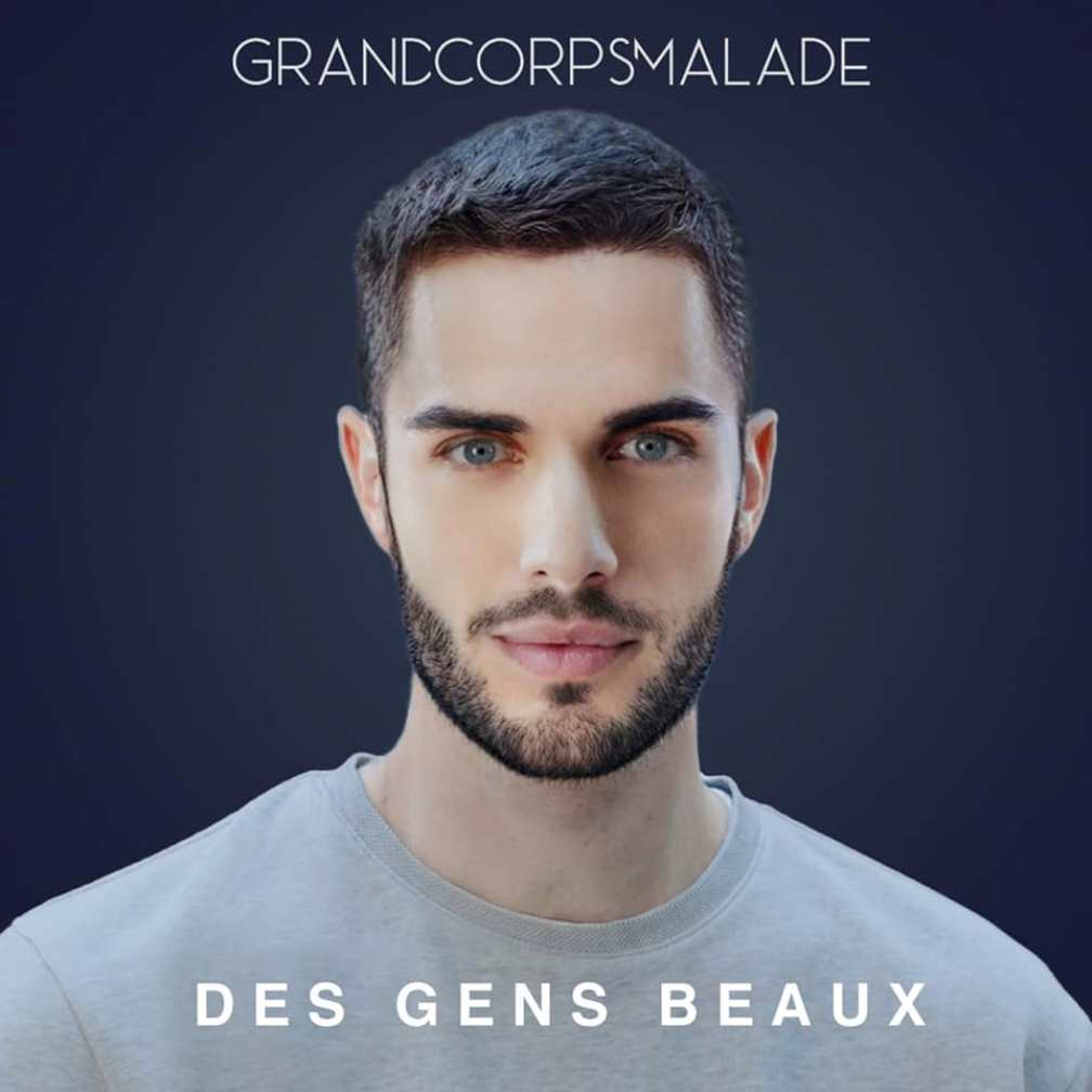 Grand Corps Malade, Des gens beaux, single cover