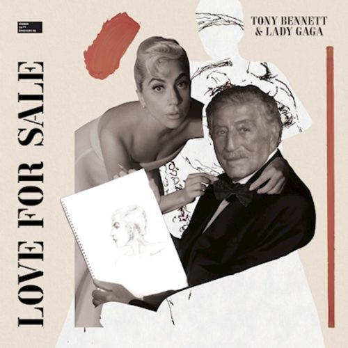 Tony Bennett and Lady Gaga, Love For Sale, cover
