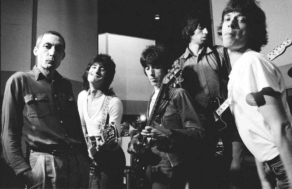 The Rolling Stones, promo, band