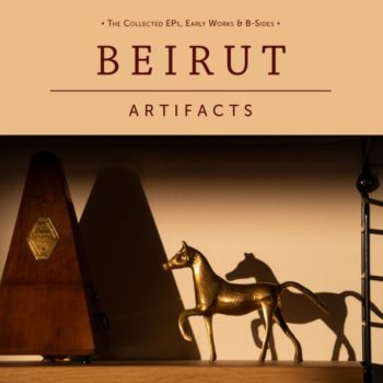 Beirut, Artifacts, cover