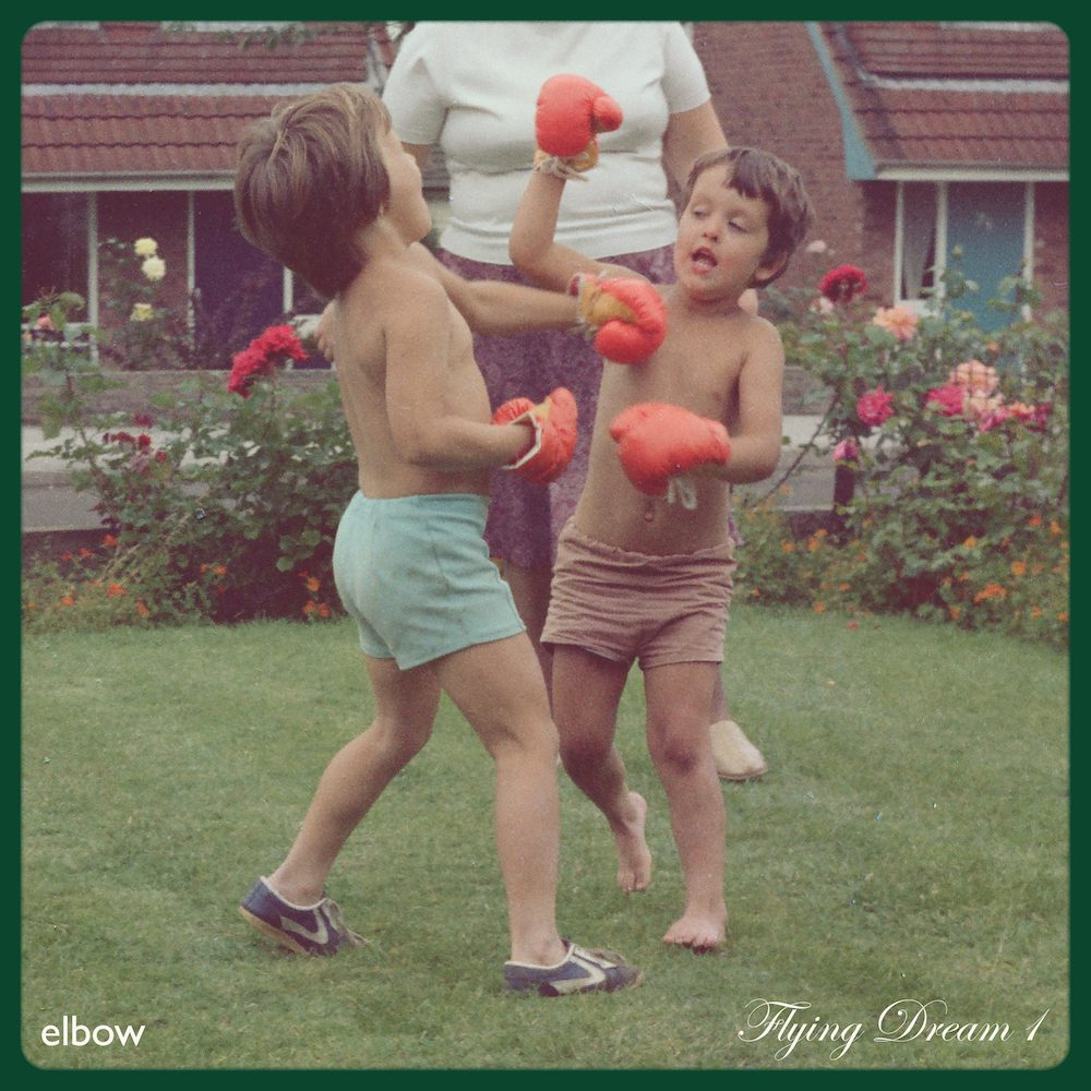 Elbow, Flying Dream 1, cover